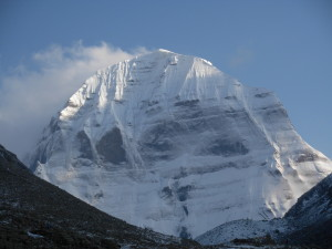 Darshan of Kailash 2012 Yatra