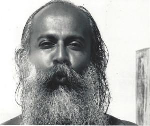 Kriya Master and Pranayam Siddha, Yogiar S.A.A. Ramaiah, demonstrates pranayam.