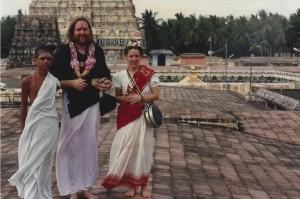 Swami Ayyappa Giri at Chidambaram Space Temple