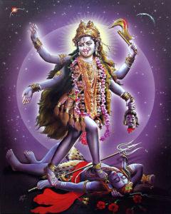 07 Goddess Kali